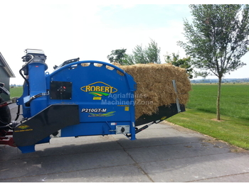 Robert P210 GT - straw shredder
