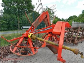 Deutz-Fahr KU250 - tedder/ rake