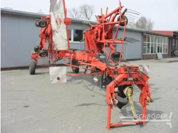 Kuhn GA 8020 - tedder/ rake