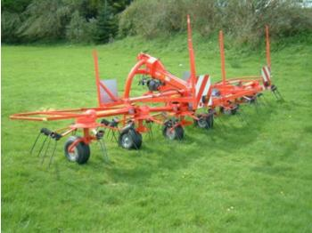 Kuhn GF642 - tedder/ rake