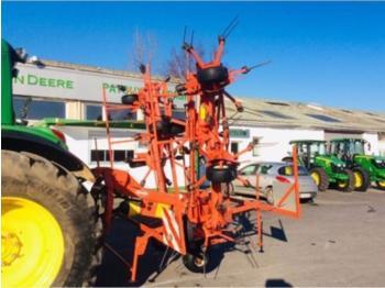 Kuhn GF 8501 MHO - tedder/ rake
