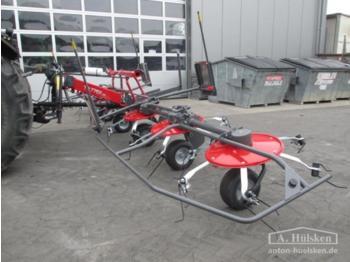 Massey Ferguson TD 776X DN (Lely) - tedder/ rake