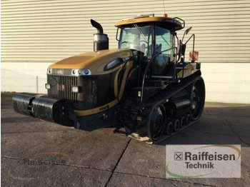 Tracked tractor CHALLENGER MT865 E