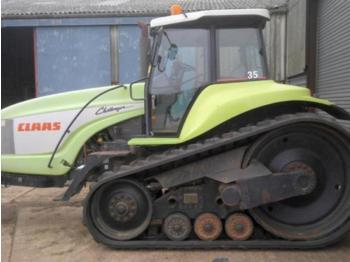 Tracked tractor CLAAS challenger 45