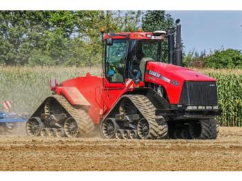 Tracked tractor Case-IH STX485