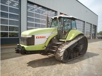 Tracked tractor  Claas Challenger CE55