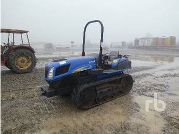 NEW HOLLAND R-TRACK T4030F - tracked tractor