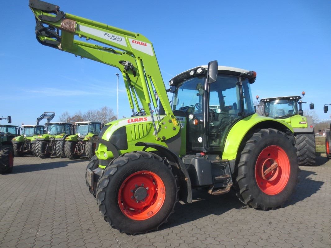 tractor CLAAS ARION 610 CIS