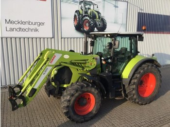 Tractor CLAAS Arion 650 CMatic
