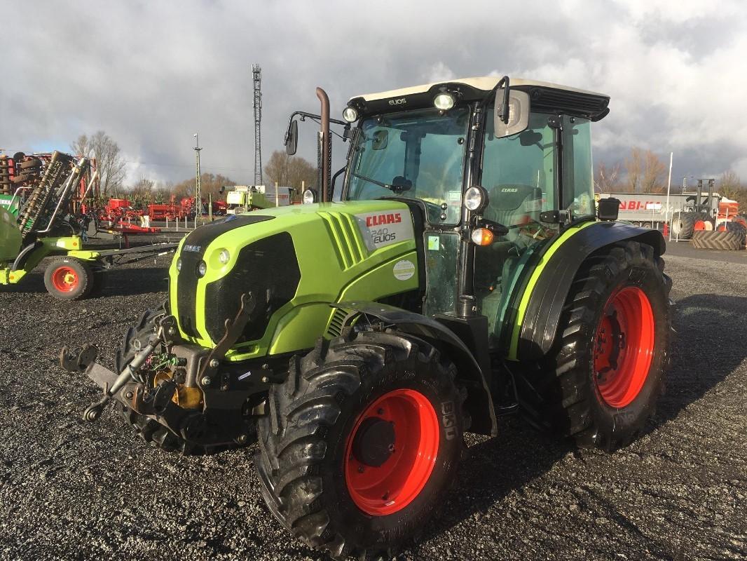 tractor CLAAS Elios 240
