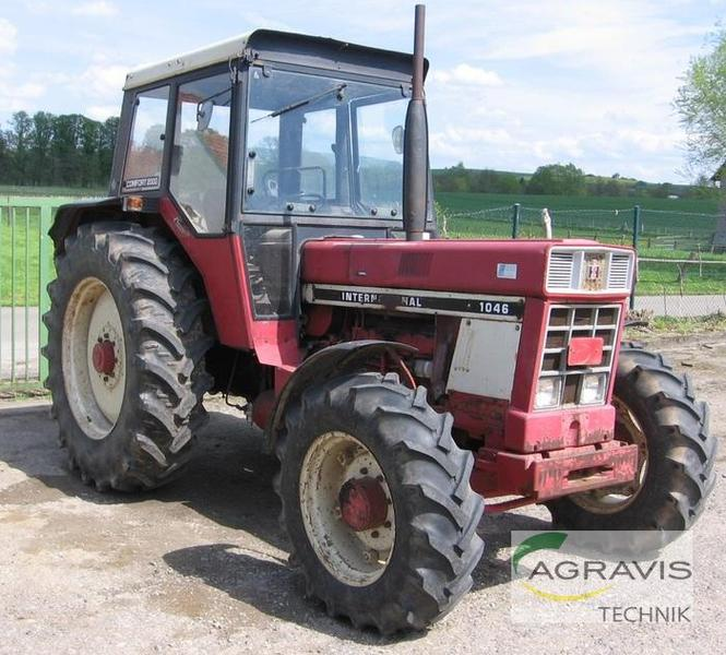 case ih 1046 tractor from germany for sale at truck1 id 1622470. Black Bedroom Furniture Sets. Home Design Ideas