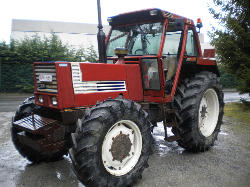 Tractor FIAT 1280 4X4: picture 1