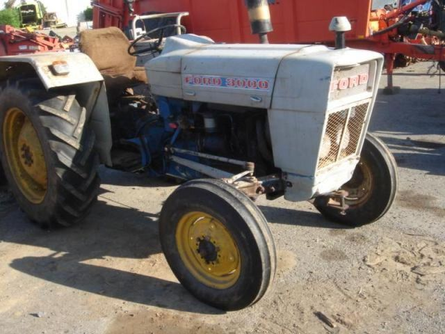 Ford Tractor Identification : Ford tractor identification