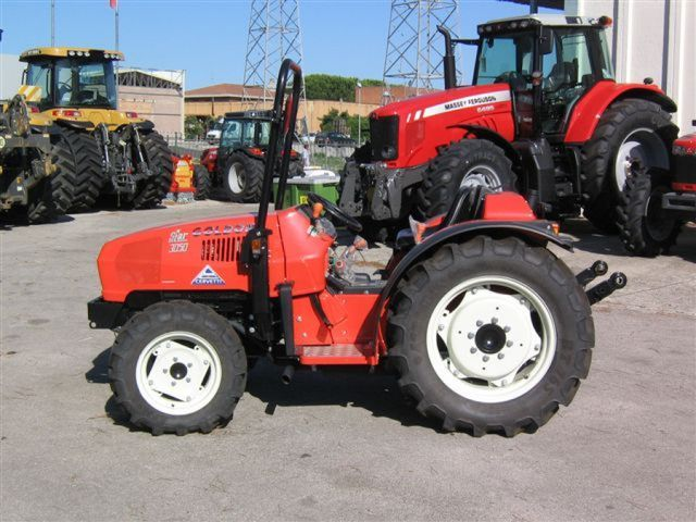 Goldoni Tractor Parts : Goldoni star tractor from italy for sale at