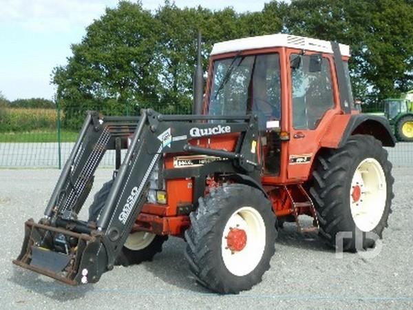 international 844xl tractor from netherlands for sale at. Black Bedroom Furniture Sets. Home Design Ideas