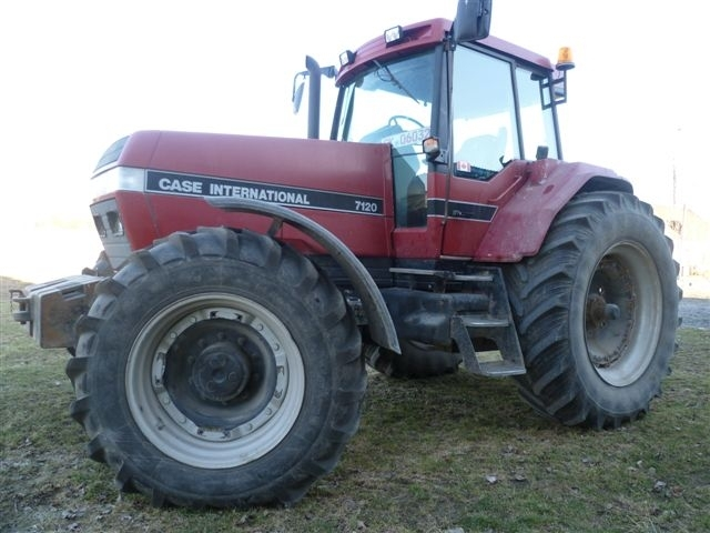 Case Ih 7120 : Tractor case ih from romania for sale at