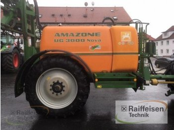 Amazone UG 3000 Nova - trailed sprayer