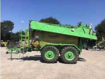 Dammann ANPA 8024 - trailed sprayer