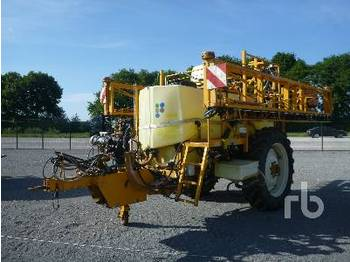 Dubex 4027 Portable - trailed sprayer