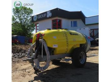 Trailed sprayer Woprol Obstbauspritze 1000l/Orchard sprayer/Pulverisateur de verger/Atomizador/Opryskiwacz