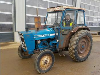 Wheel tractor 1976 Ford 4100: picture 1
