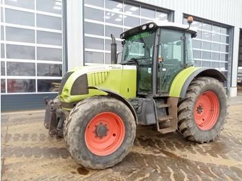 Wheel tractor  2006 Claas ARES 657ATZ
