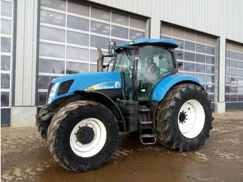 2007 New Holland T7050 - wheel tractor
