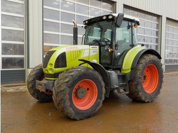 Wheel tractor  2010 Claas Arion 640