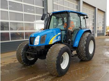Wheel tractor 2011 New Holland T5030
