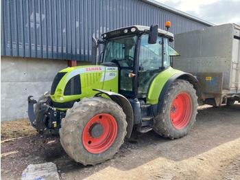 Wheel tractor  2012 Claas Arion 530
