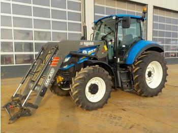 Wheel tractor 2015 New Holland T5.105: picture 1