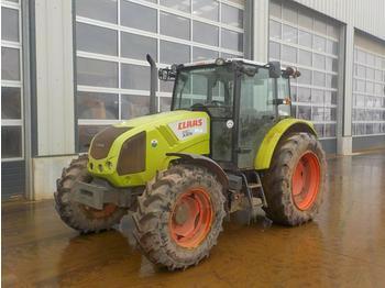 Wheel tractor  2016 Claas Axos 330