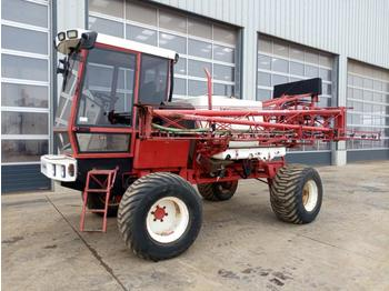 Bateman HI-LO 4WD Self-Propelled Sprayer, Contour, 24 Meter - wheel tractor