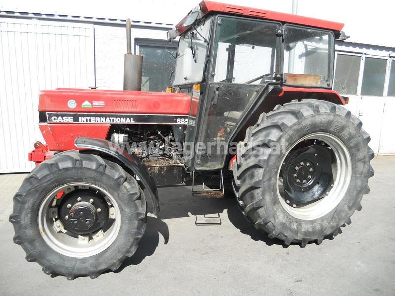 Venta De Casas En El Palmar  Tractor Case International 685