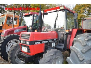 Wheel tractor CASE IH 733 AS