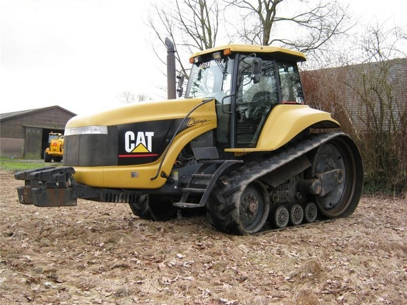 Cat Challenger Tractors : Caterpillar challenger wheel tractor from poland for