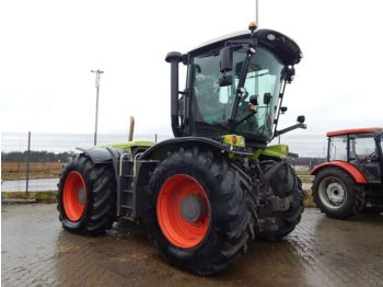 CLAAS AGRICULTURAL TRACTOR XERION 3800 TRAC VC - wheel tractor