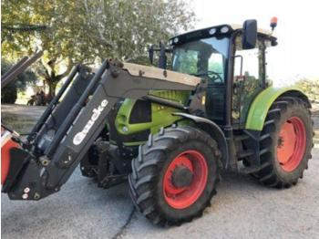 Wheel tractor CLAAS ARES 567 ATZ