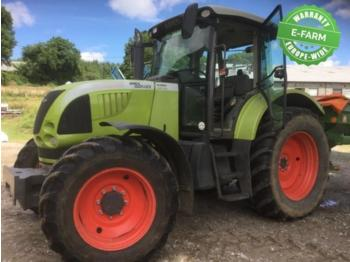 Wheel tractor CLAAS ARES 657 ATZ: picture 1
