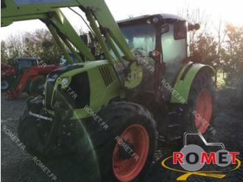 Wheel tractor CLAAS ARION430
