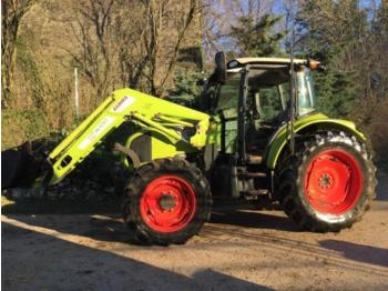 CLAAS ARION 410 - wheel tractor