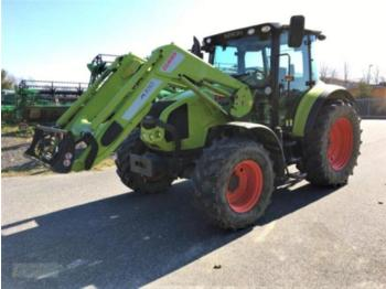 CLAAS ARION 410 MIT FRONTLADER - wheel tractor