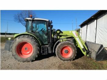 Wheel tractor CLAAS ARION 430 T4F