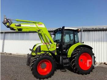 Wheel tractor CLAAS ARION 540CEBIS
