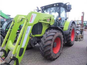 Wheel tractor CLAAS ARION 550 C-Matic: picture 1
