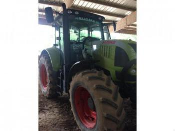 CLAAS ARION 610C - wheel tractor