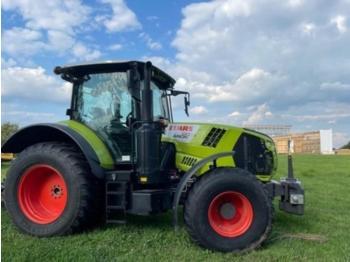 Wheel tractor CLAAS ARION 610 CIS 50kph