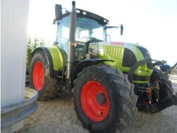 Wheel tractor CLAAS ARION 620 CIS + ADAPTATION MX