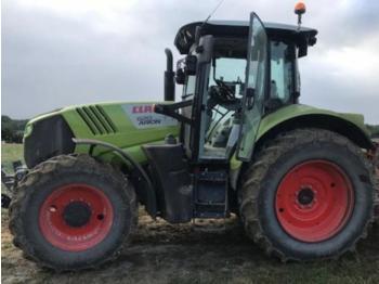 Wheel tractor CLAAS ARION 620 CMATIC
