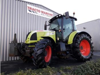 CLAAS ARION 630 C - wheel tractor